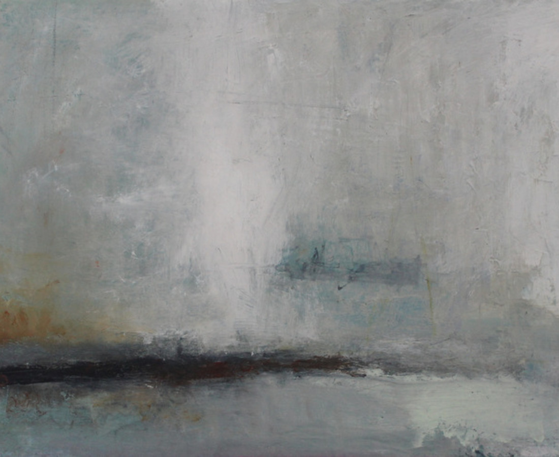 Carol Hodder, Night Fishing II
