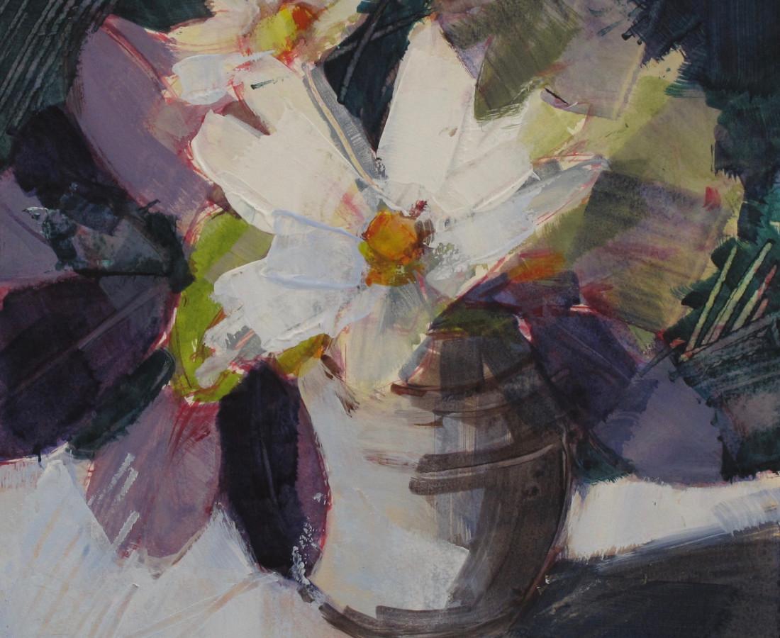 <span class=&#34;artist&#34;><strong>Bridget Flinn</strong></span>, <span class=&#34;title&#34;><em>Cosmos I</em></span>