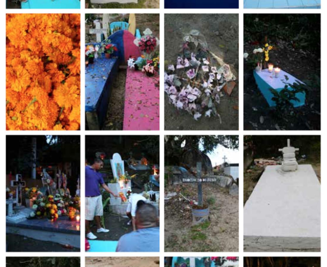 Cléa van der Grijn, Angel's Graves & Celebrations of el Dia de los Angelitos, Series II