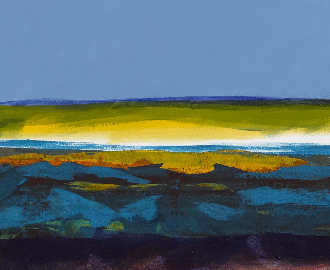 Bernadette Madden, Another Blue Day X