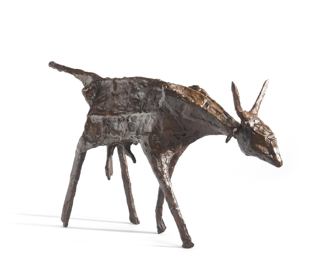 <span class=&#34;artist&#34;><strong>John Behan RHA</strong></span>, <span class=&#34;title&#34;><em>Sans (Seven Ages of Bull)</em></span>