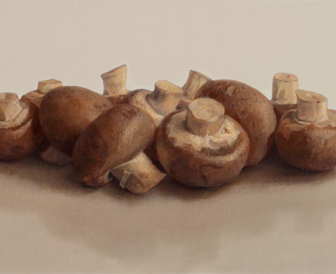 Comhghall Casey, Chestnut Mushrooms