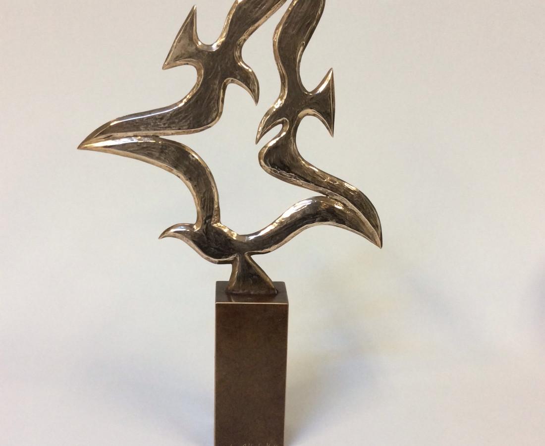<span class=&#34;artist&#34;><strong>Ian Pollock</strong></span>, <span class=&#34;title&#34;><em>Three Birds</em></span>