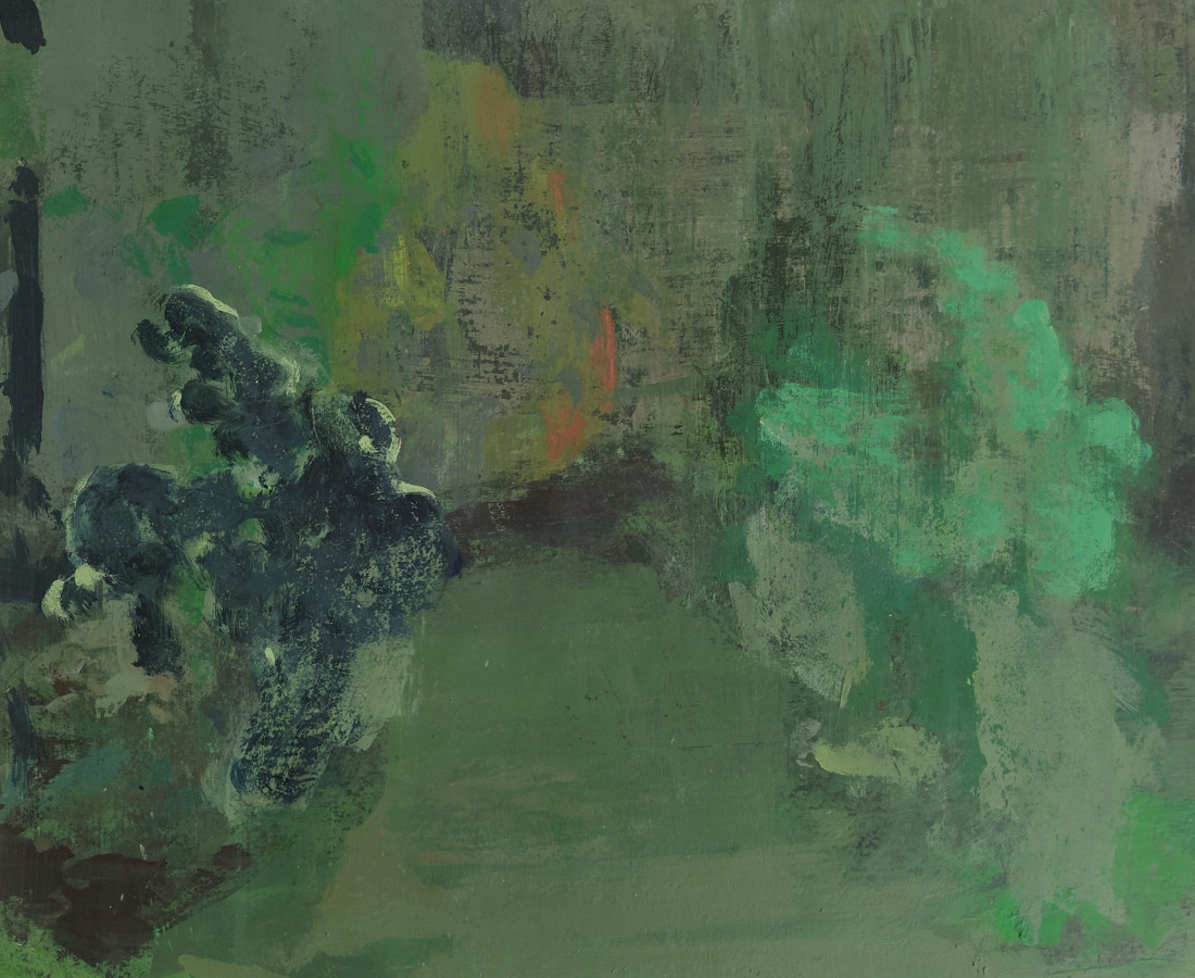 Clifford Collie, The Exalted Garden, 2019