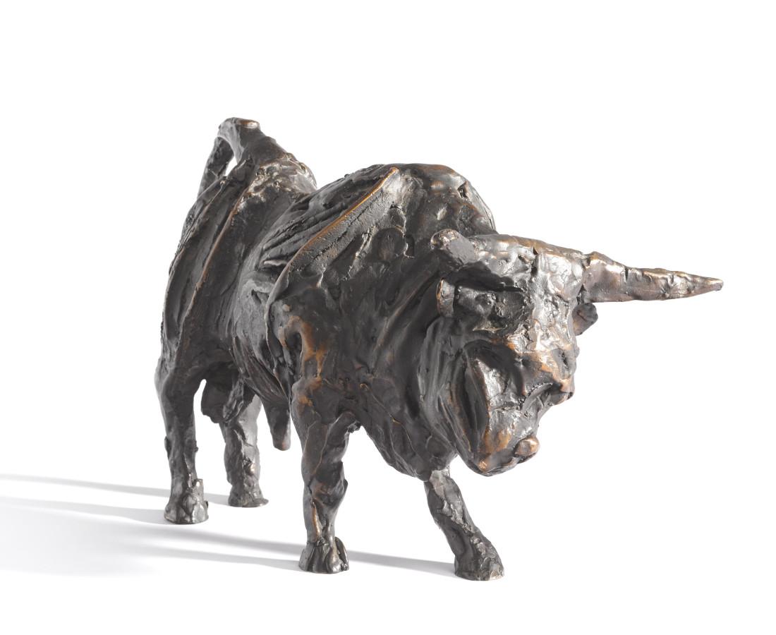 <span class=&#34;artist&#34;><strong>John Behan RHA</strong></span>, <span class=&#34;title&#34;><em>38 Sheriff Street Bull</em>, 2018</span>