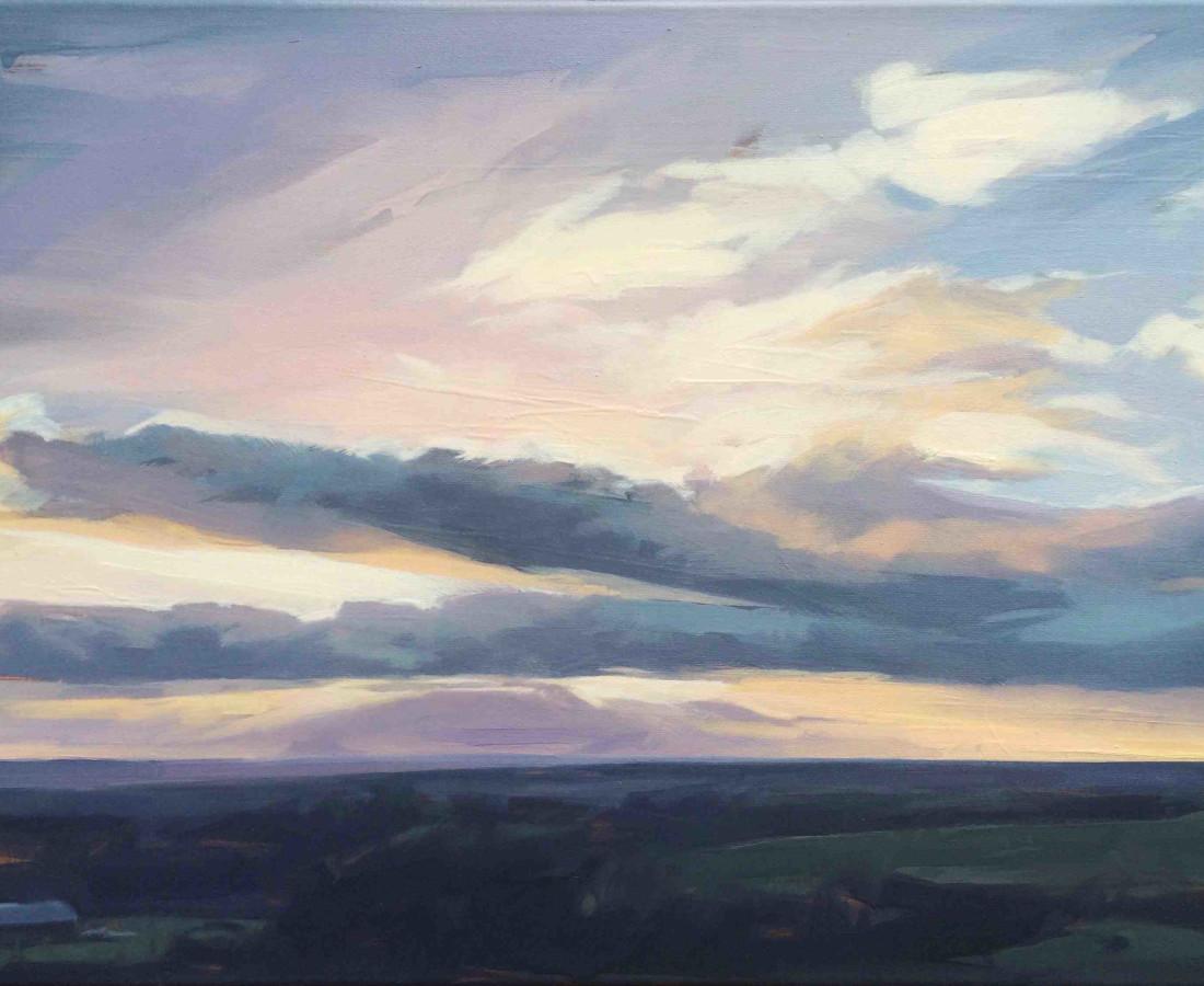 Tracey Quinn, Dusk Sky Summer