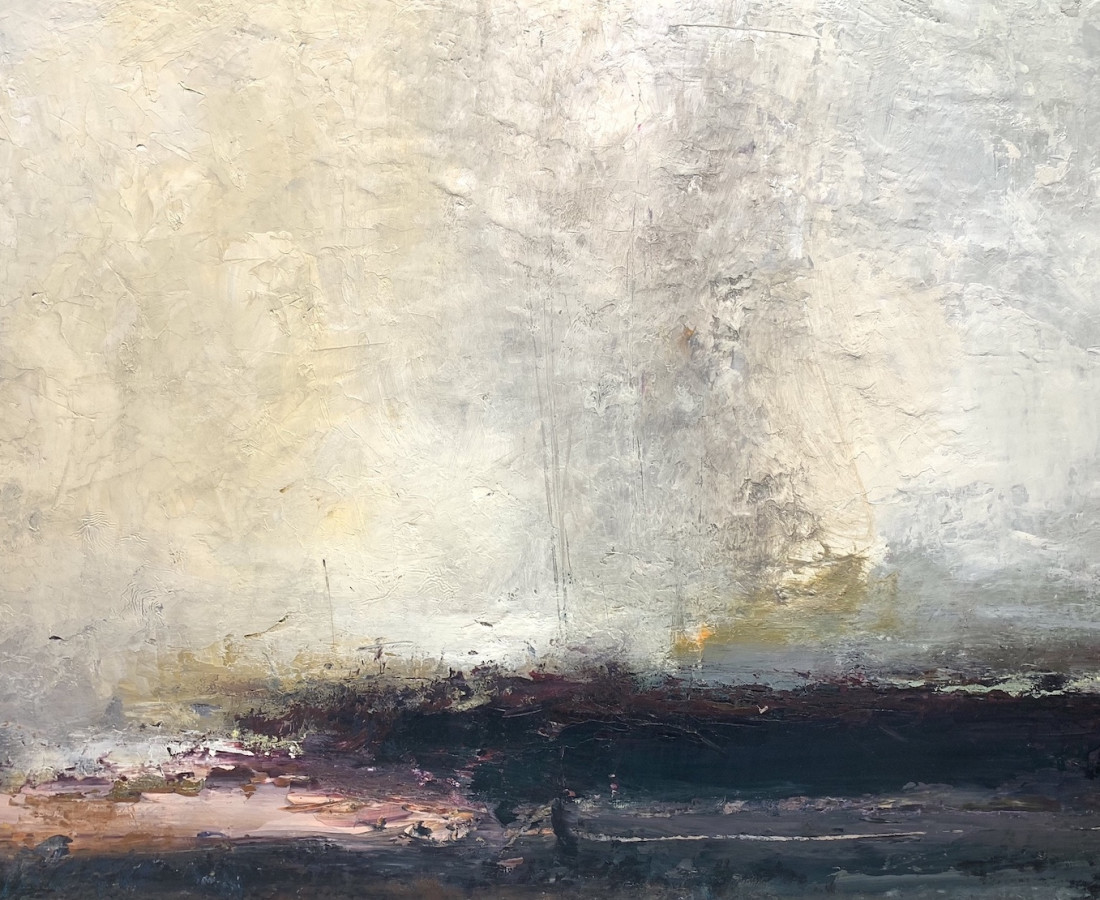 <span class=&#34;artist&#34;><strong>Carol Hodder</strong></span>, <span class=&#34;title&#34;><em>Coast III</em>, 2018</span>