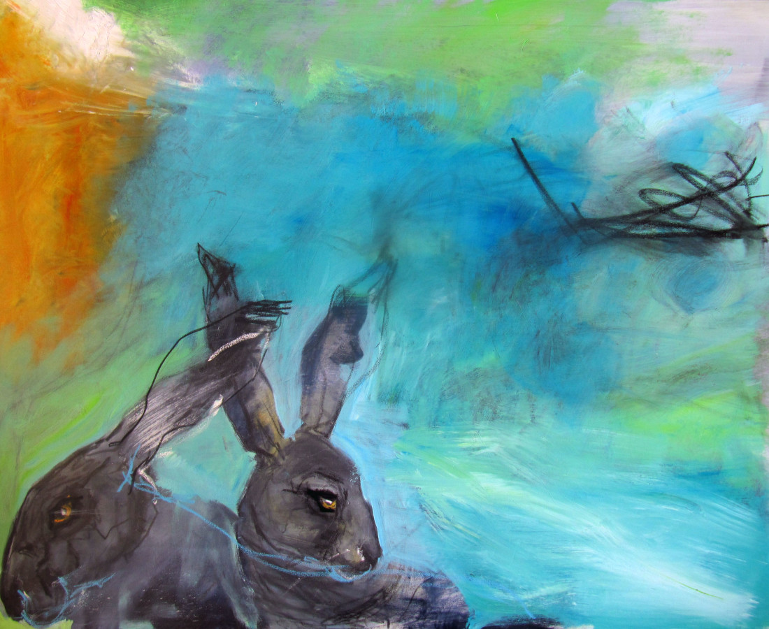 Margo Banks, William Cowper's Hares