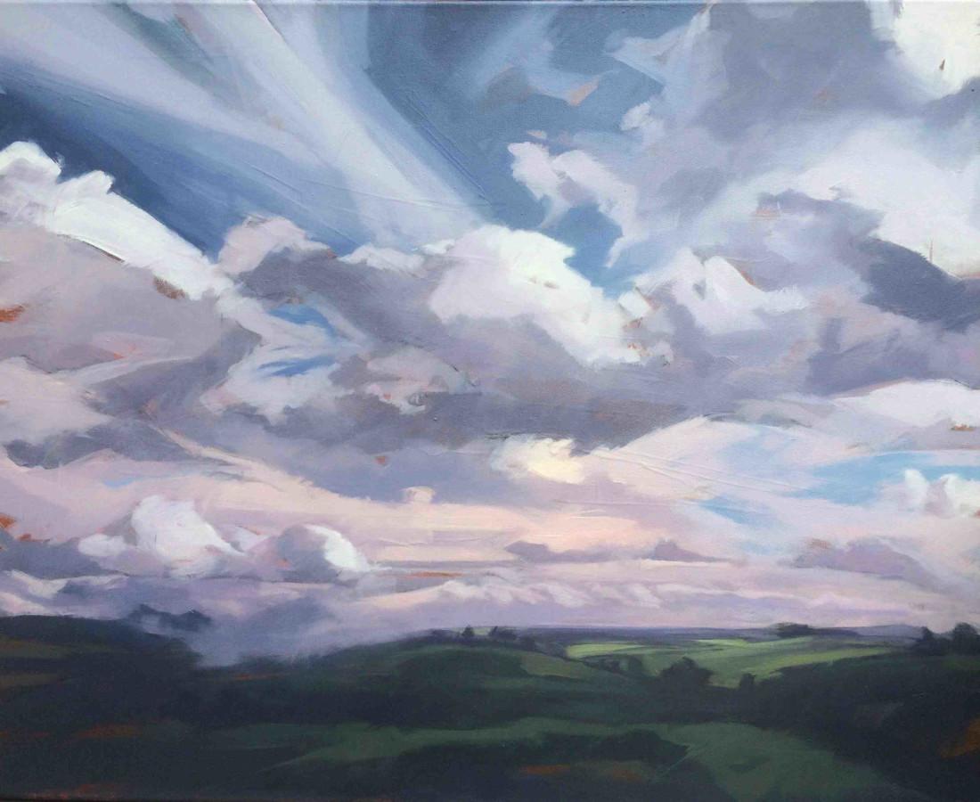 <span class=&#34;artist&#34;><strong>Tracey Quinn</strong></span>, <span class=&#34;title&#34;><em>Cloud Fields Summer</em></span>