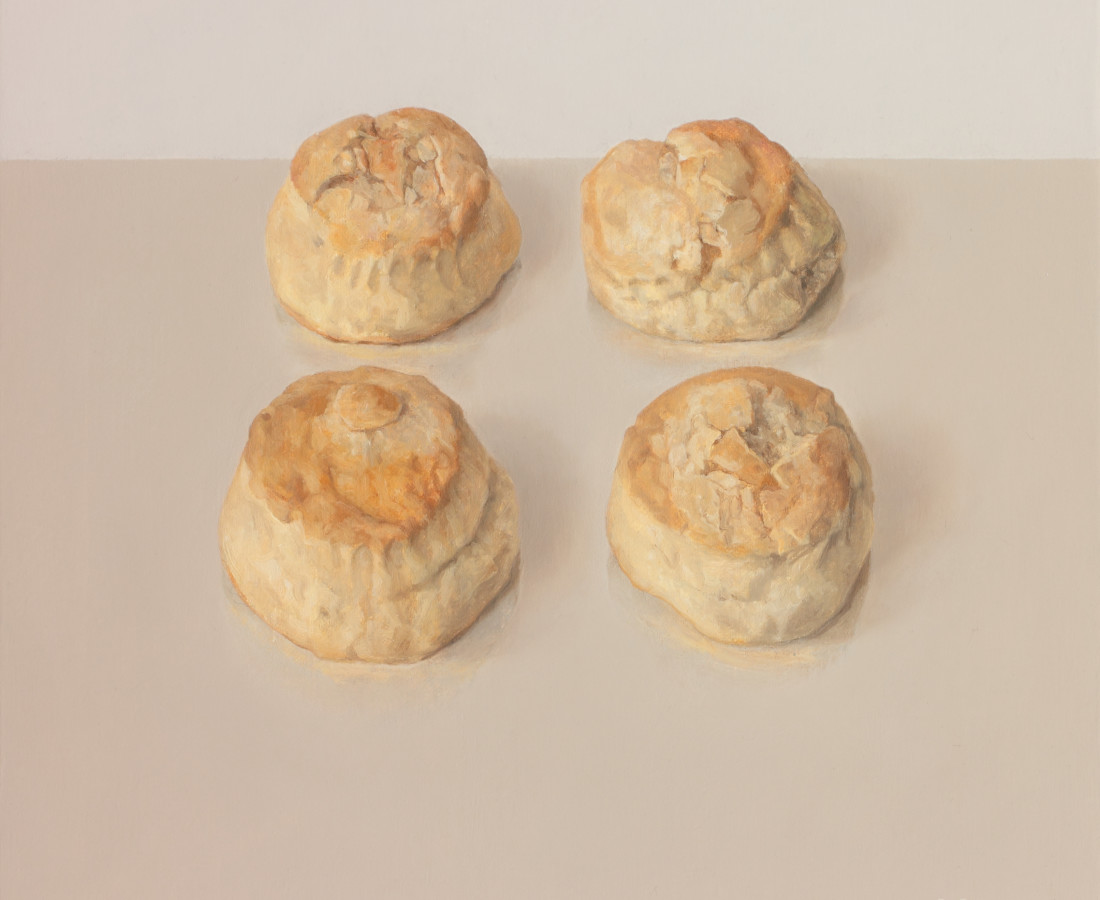 <span class=&#34;artist&#34;><strong>Comhghall Casey</strong></span>, <span class=&#34;title&#34;><em>Four Scones</em></span>