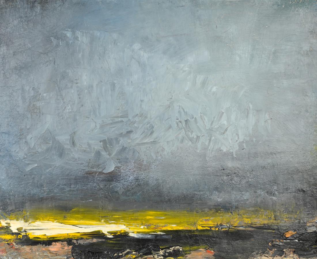 <span class=&#34;artist&#34;><strong>Carol Hodder</strong></span>, <span class=&#34;title&#34;><em>Overcast IV</em></span>