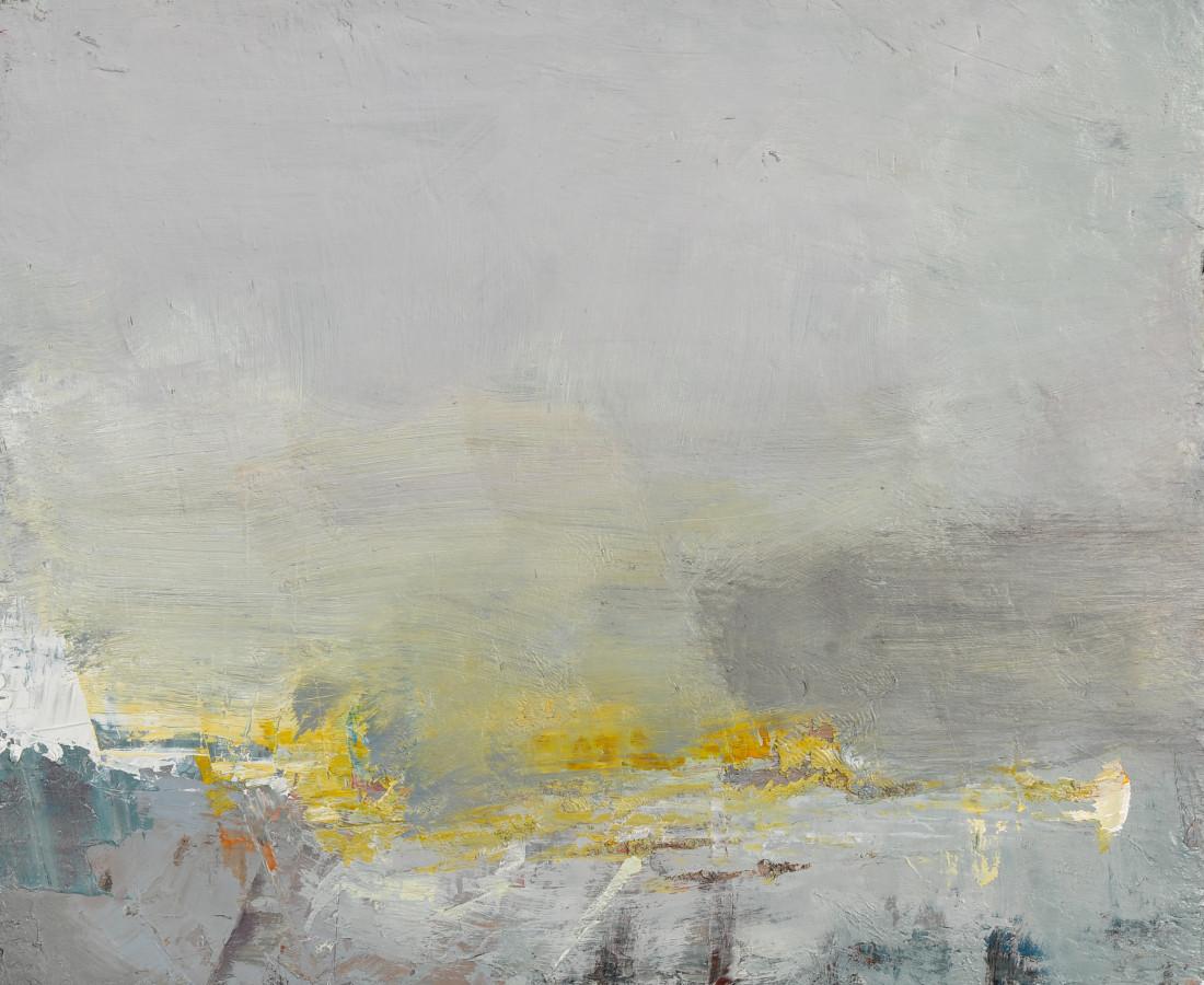 <span class=&#34;artist&#34;><strong>Carol Hodder</strong></span>, <span class=&#34;title&#34;><em>Overcast XIV</em></span>
