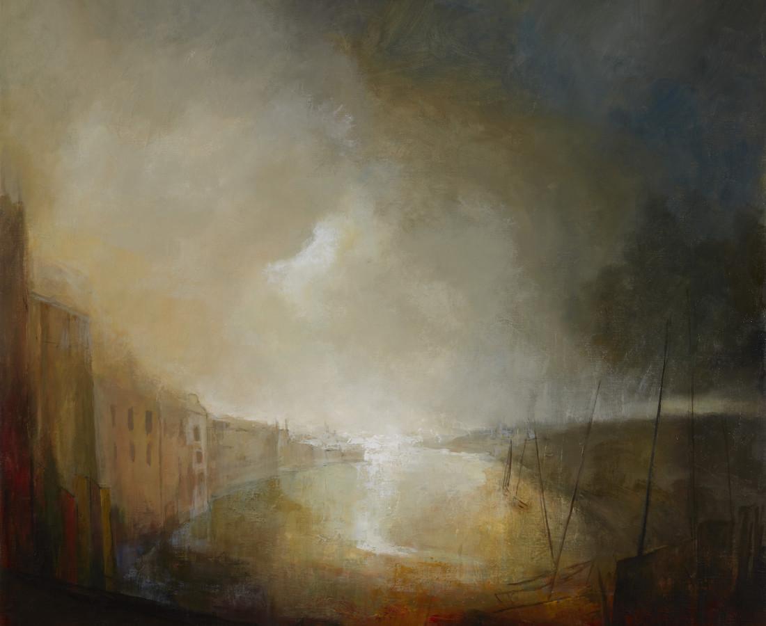 Margaret Egan, Docklands, Dublin