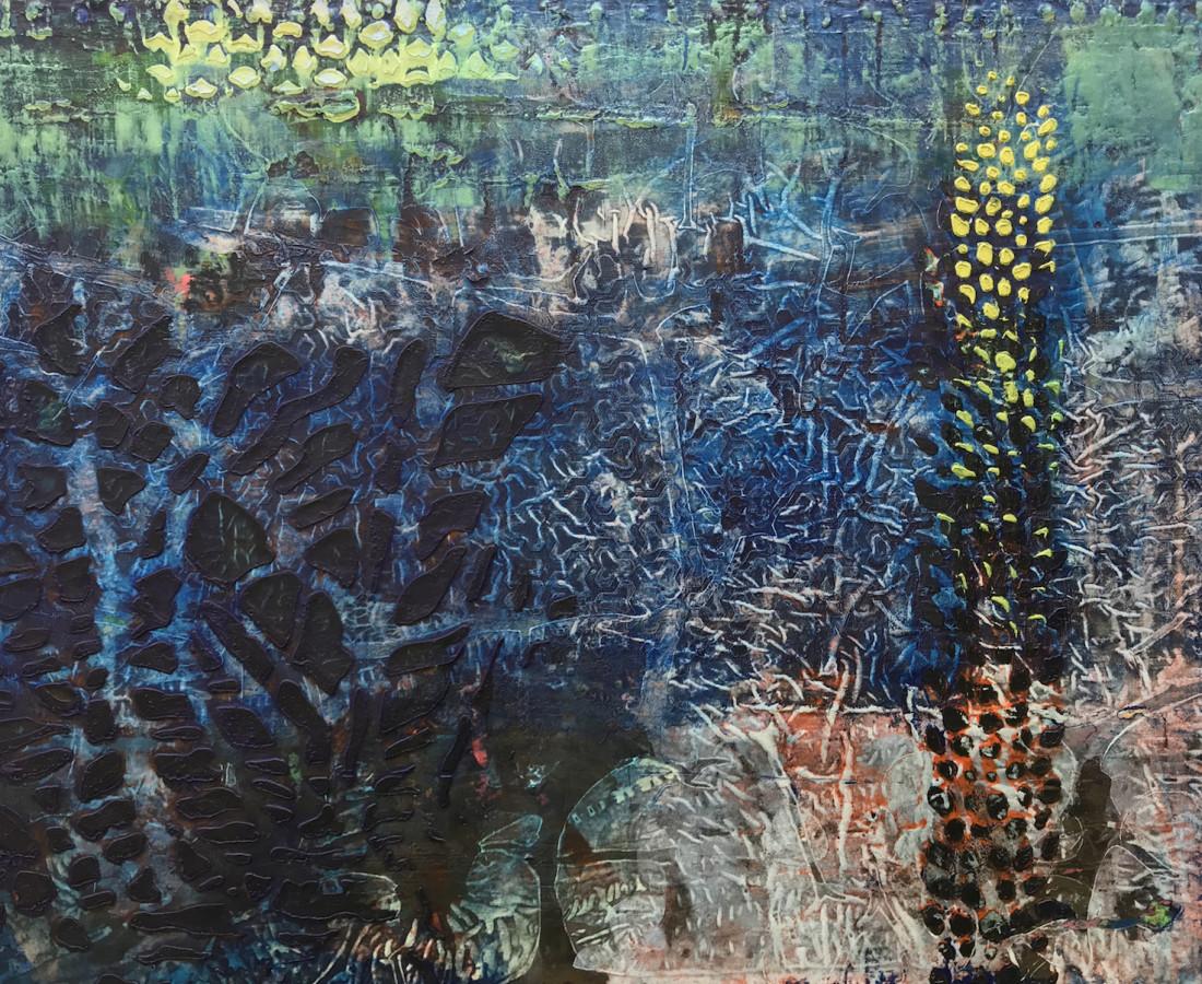 Frances Ryan, Floating Shadow