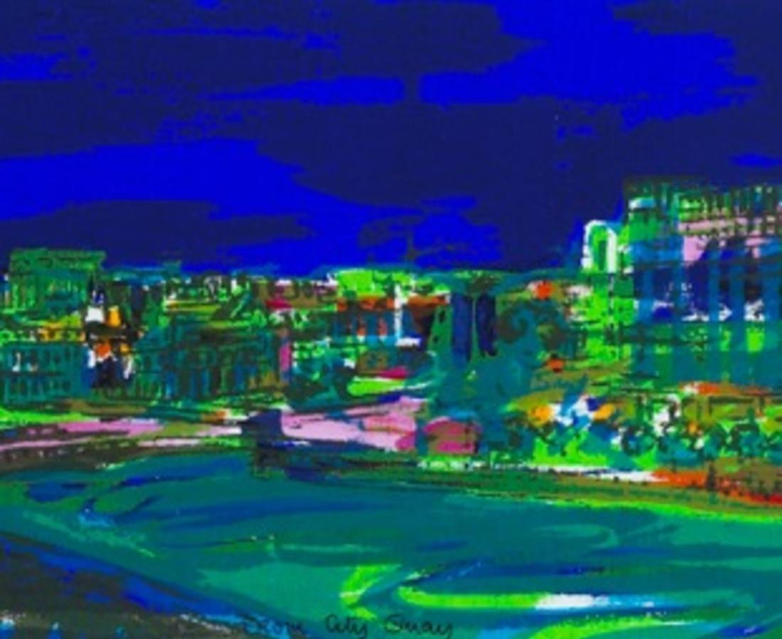 <span class=&#34;artist&#34;><strong>Bernadette Madden</strong></span>, <span class=&#34;title&#34;><em>From City Quay</em></span>