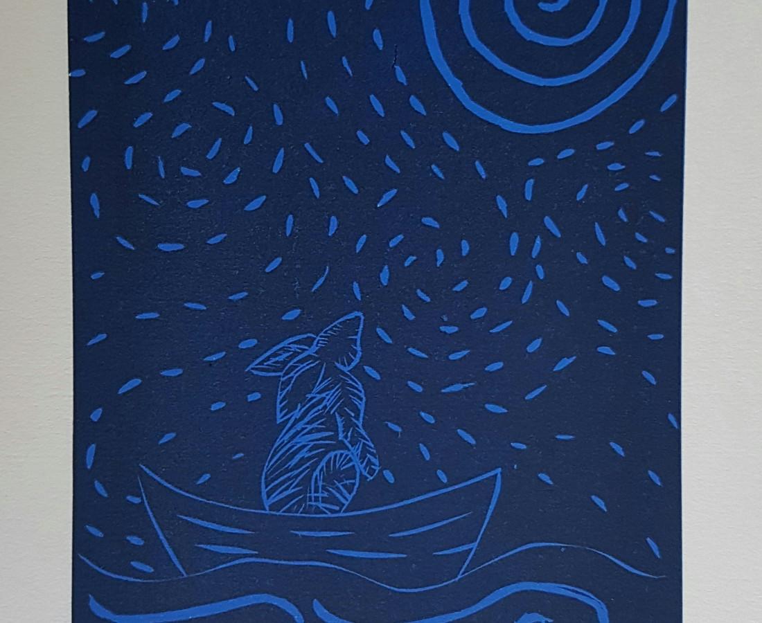<span class=&#34;artist&#34;><strong>Stephanie Hess</strong></span>, <span class=&#34;title&#34;><em>Starry Night</em></span>