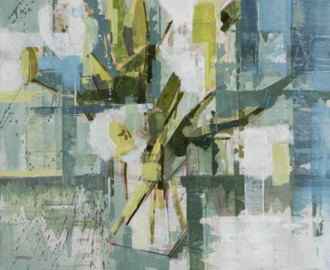 <span class=&#34;artist&#34;><strong>Bridget Flinn</strong></span>, <span class=&#34;title&#34;><em>Poised</em></span>