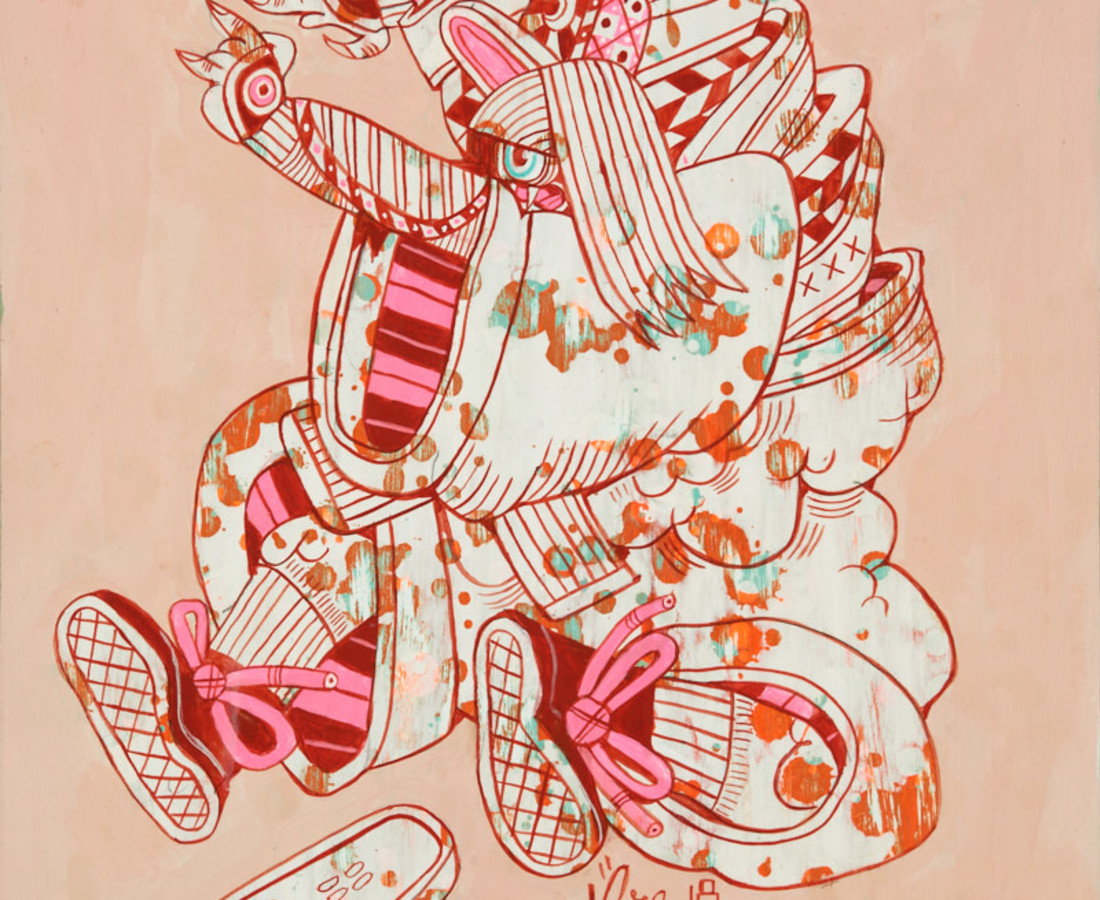 Ferris Plock, Onward, 2018