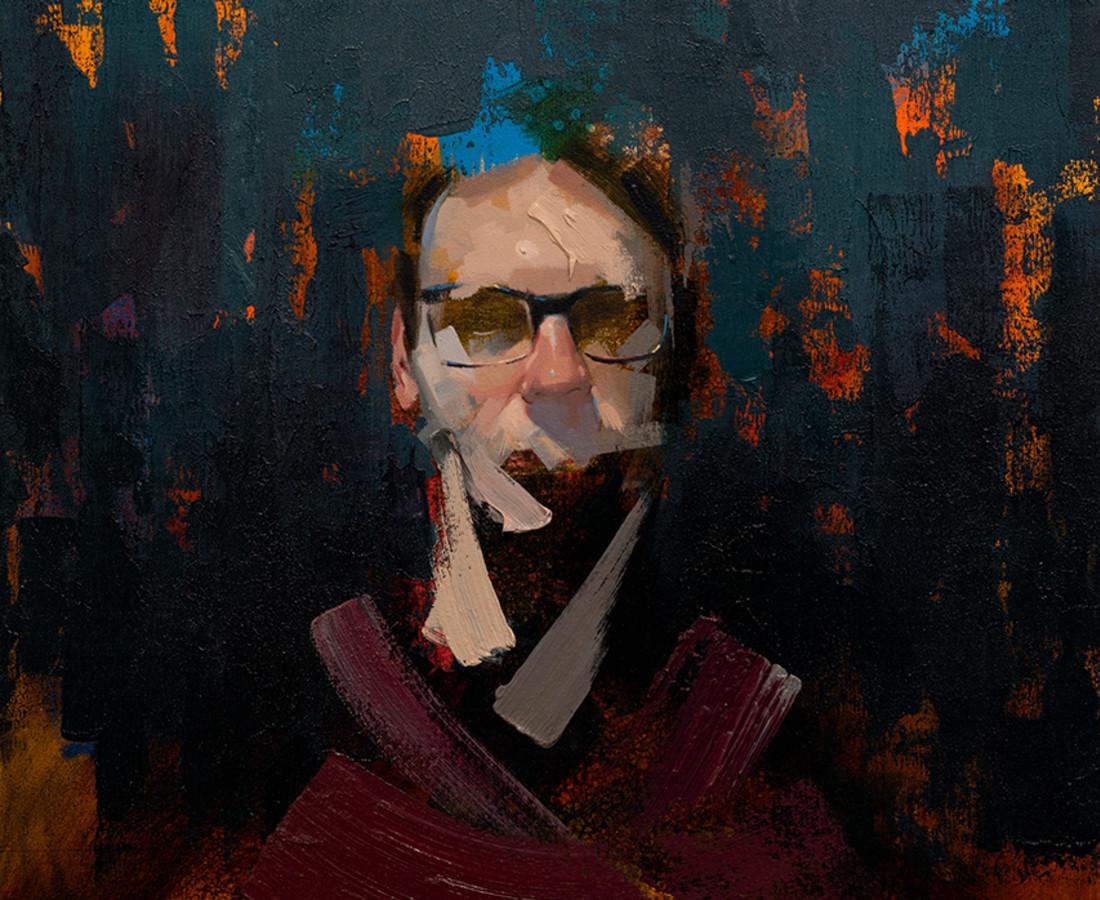 John Wentz, Entre-deux, 2018