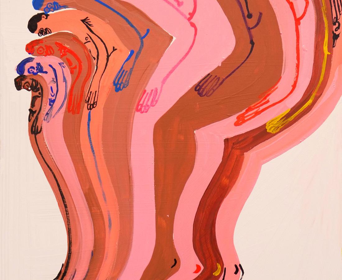 <span class=&#34;artist&#34;><strong>Jeffrey Cheung</strong></span>, <span class=&#34;title&#34;><em>Pancake II</em>, 2018</span>