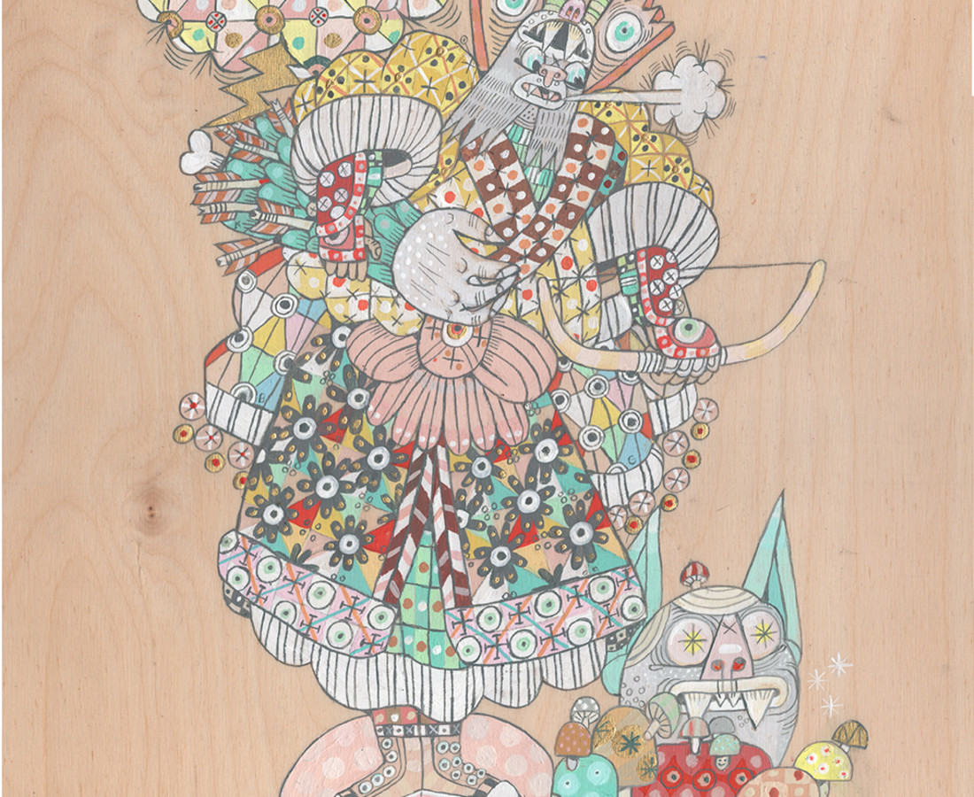 Ferris Plock, The Legend of Zora, 2018