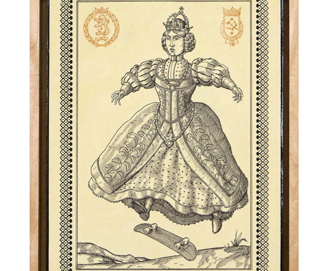 <span class=&#34;artist&#34;><strong>Ravi Zupa</strong></span>, <span class=&#34;title&#34;><em>Riches, Heel Flip</em>, 2018</span>