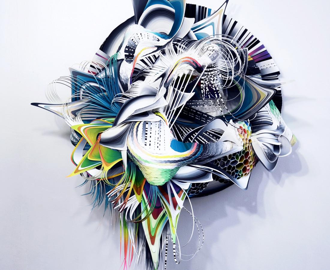 Crystal Wagner, Mutatis, 2018