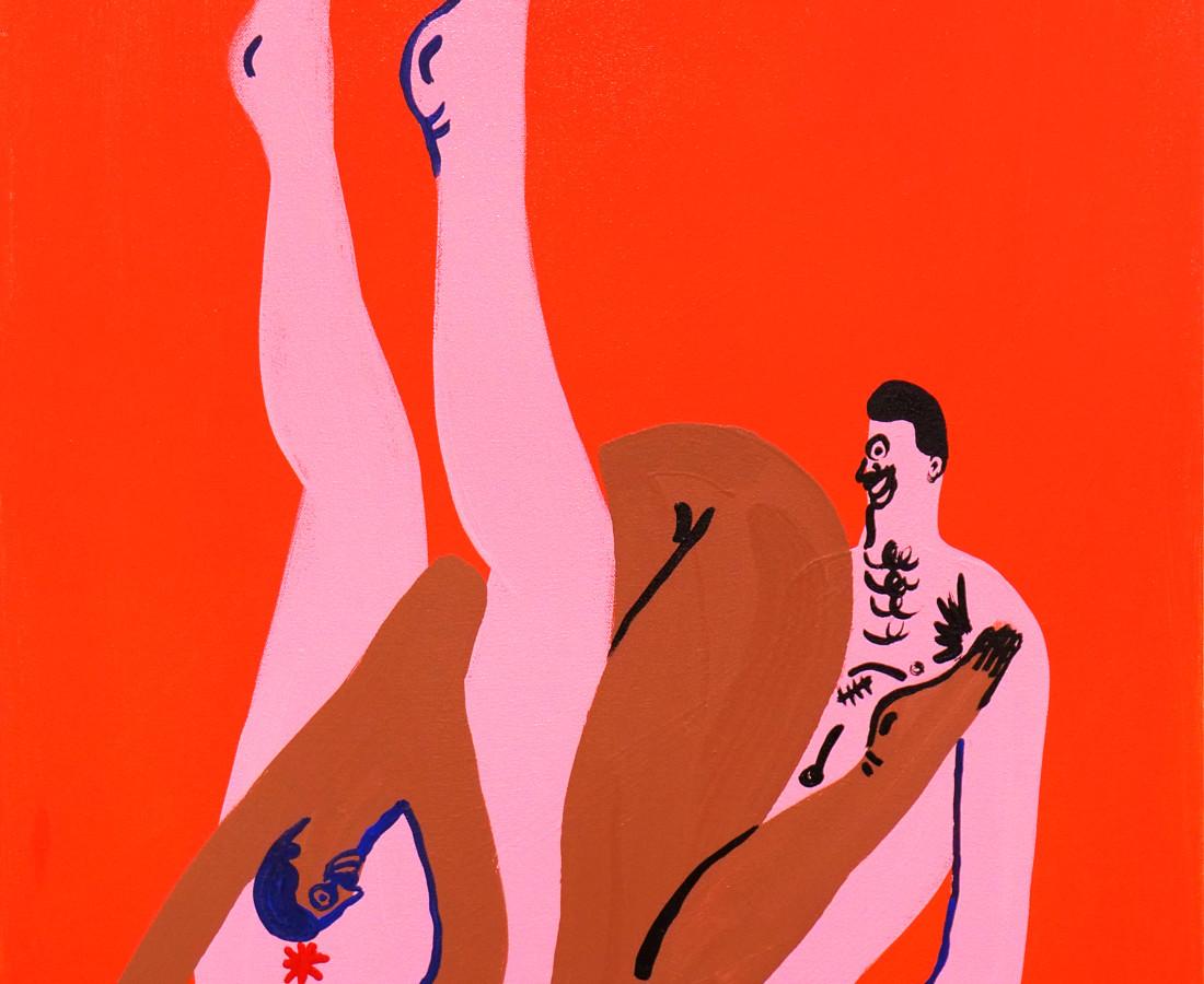 <span class=&#34;artist&#34;><strong>Jeffrey Cheung</strong></span>, <span class=&#34;title&#34;><em>Hello</em>, 2018</span>