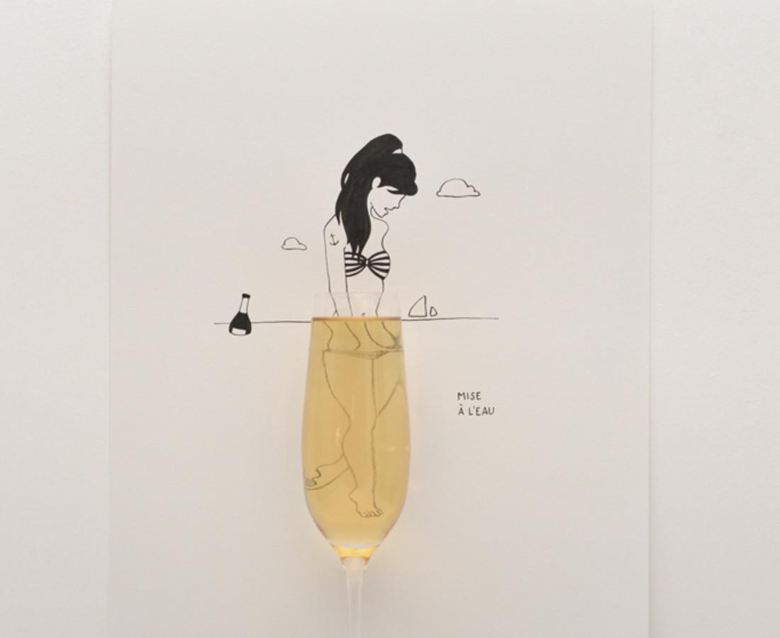 <span class=&#34;artist&#34;><strong>Petites Luxures</strong></span>, <span class=&#34;title&#34;><em>Mise a&#768; L'eau</em>, 2018</span>