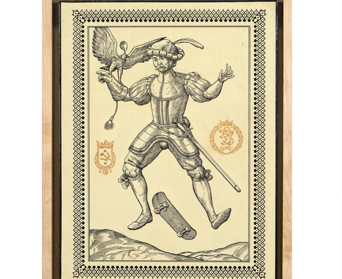 <span class=&#34;artist&#34;><strong>Ravi Zupa</strong></span>, <span class=&#34;title&#34;><em>Riches, Backside Pop Shuvit</em>, 2018</span>