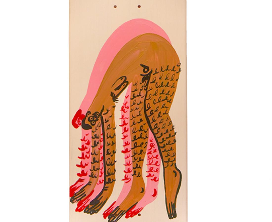 <span class=&#34;artist&#34;><strong>Jeffrey Cheung</strong></span>, <span class=&#34;title&#34;><em>Duo Bend</em>, 2018</span>