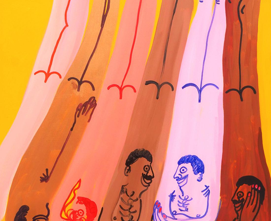 <span class=&#34;artist&#34;><strong>Jeffrey Cheung</strong></span>, <span class=&#34;title&#34;><em>Sun</em>, 2018</span>