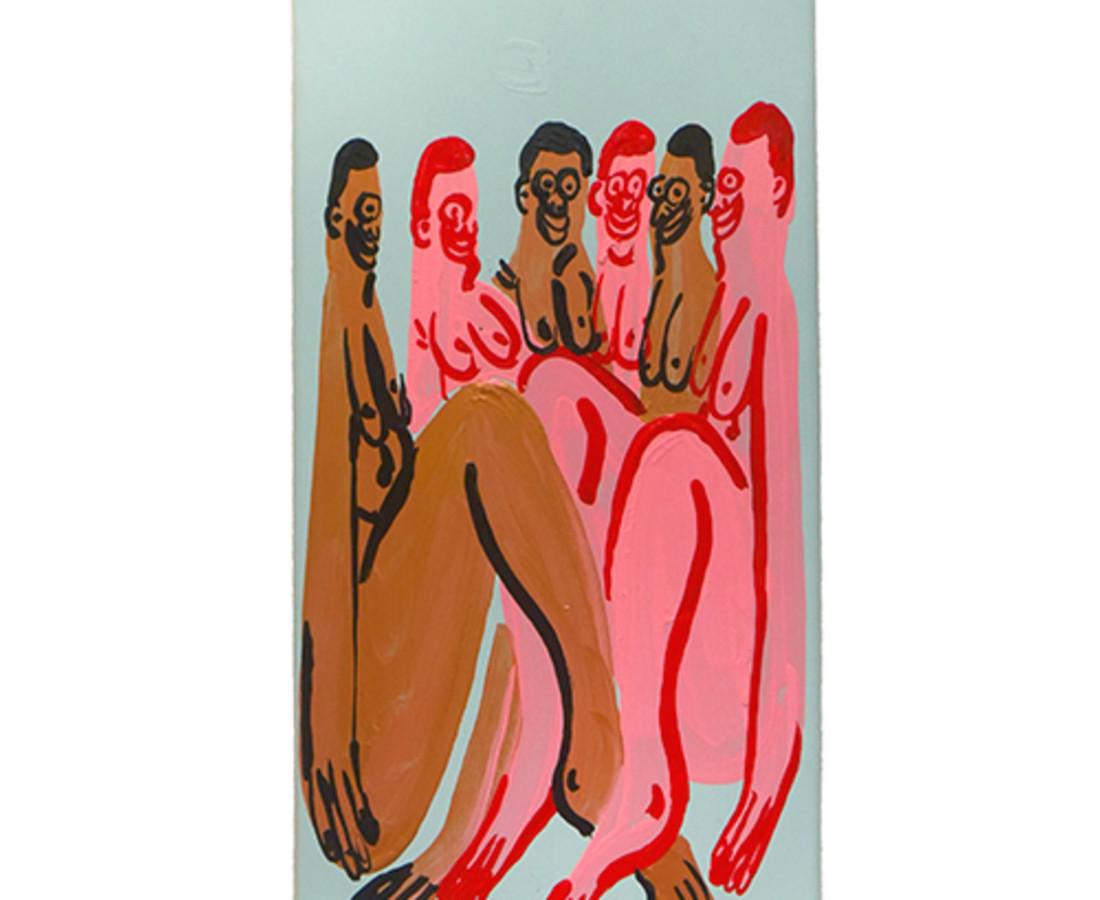 <span class=&#34;artist&#34;><strong>Jeffrey Cheung</strong></span>, <span class=&#34;title&#34;><em>Huddle</em>, 2018</span>