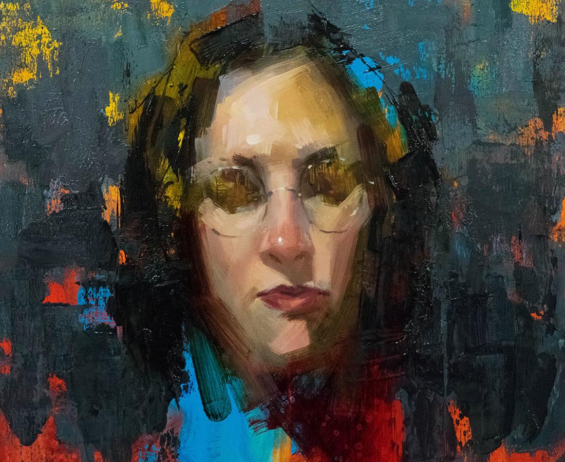 John Wentz, Mirror, 2018
