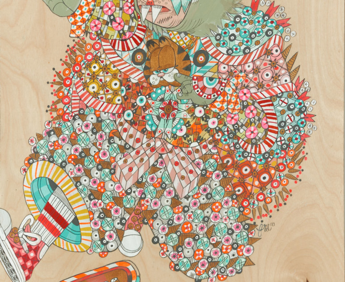 Ferris Plock, I Don't Like Mondays, 2019