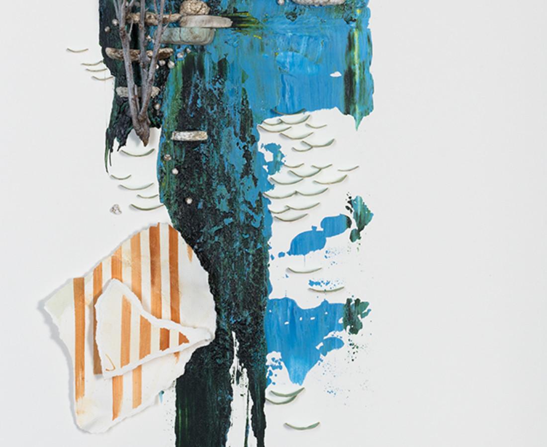 Gregory Euclide, Scrape 2, 2018