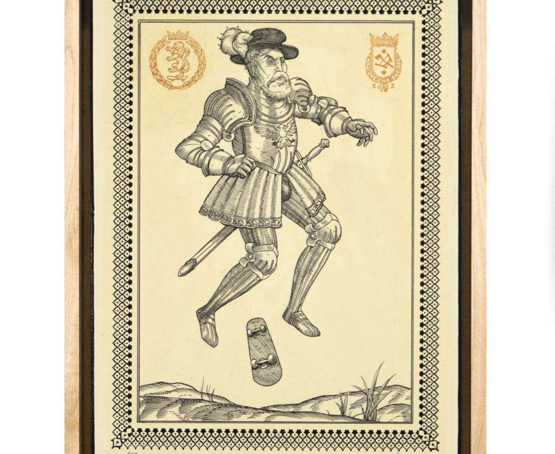 <span class=&#34;artist&#34;><strong>Ravi Zupa</strong></span>, <span class=&#34;title&#34;><em>Riches, Varial Heelflip</em>, 2018</span>