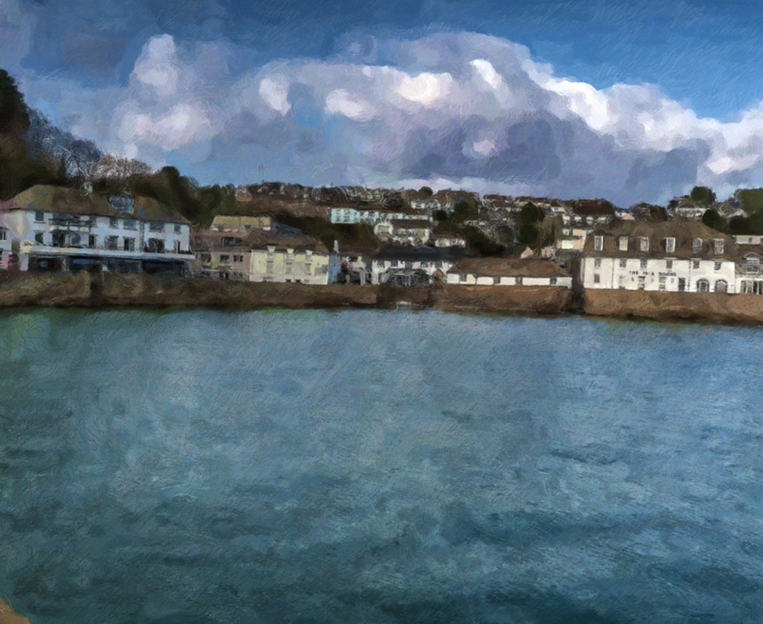 <span class=&#34;artist&#34;><strong>Hugh West</strong><span class=&#34;artist_comma&#34;>, </span></span><span class=&#34;title&#34;>St Mawes</span>
