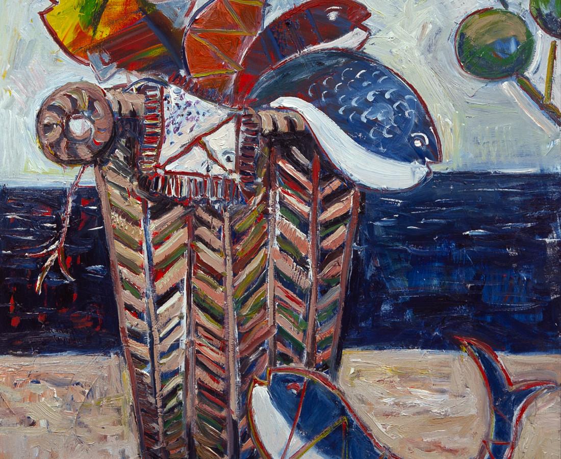 Simeon Stafford, Still Life, Newlyn