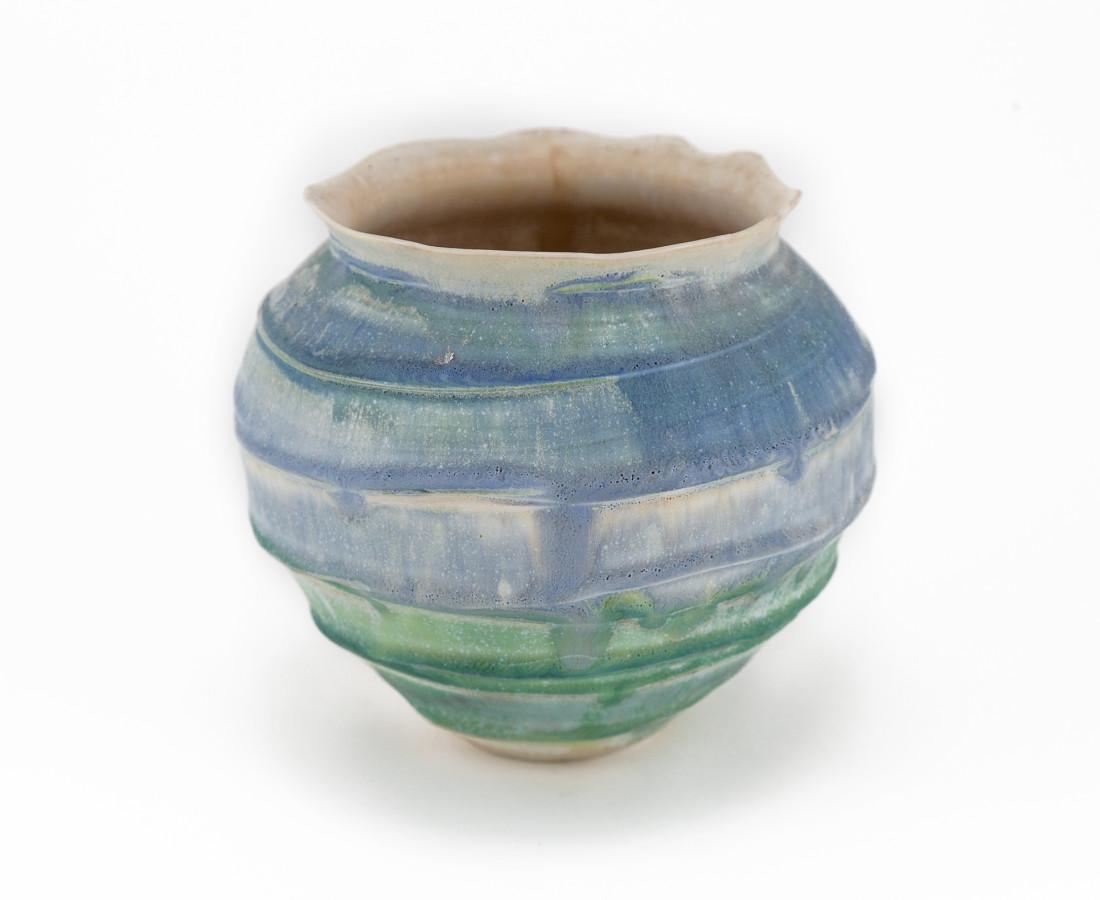 Hugh West, Swirl Open Vase