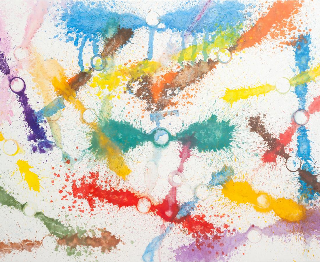 Massimo Kaufmann, Matteo Negri, Gabriele Picco, Roberto Pietrosanti : Un pallino in testa – ABC-ARTE Contemporary art Gallery – 2013-2014 Zoom for more details
