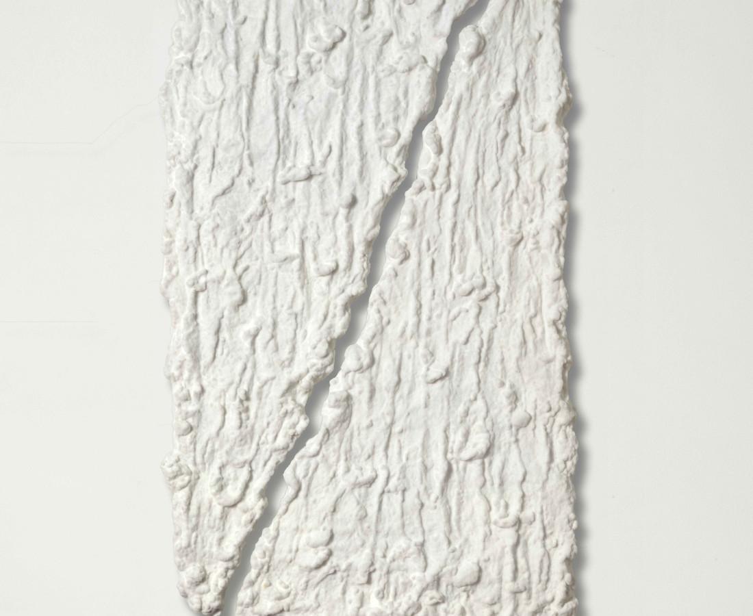 Erbern - Pinelli - Viallat: Pino Pinelli, Pittura B 2 elementi, 1994, 105 x 60 cm - 41 3/8 x 23 5/8 in, tecnica mista