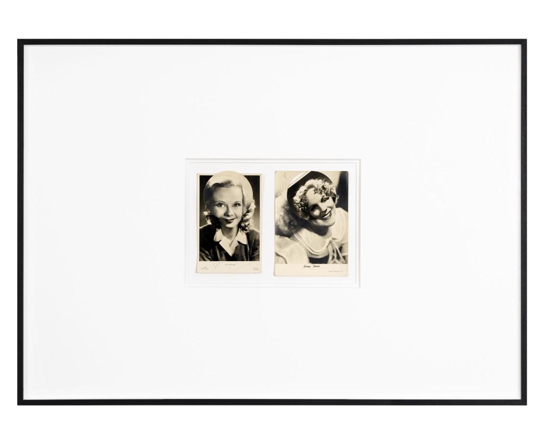 Mauro Vignando:Cartoline, 2015, 51 x 71 cm, tecnica mista