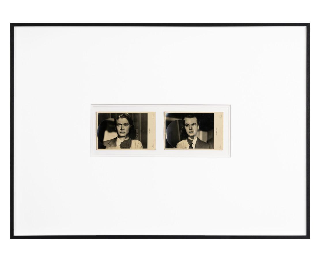 Mauro Vignando: Cartoline, 2015, 51 x 71 cm , tecnica mista
