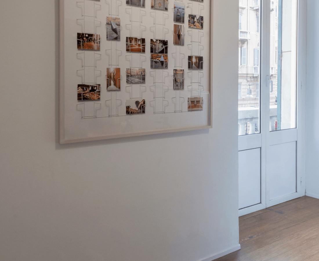 Matteo Negri | Piano Piano ABC-ARTE Genova, installation view -Navigator Genova 1-