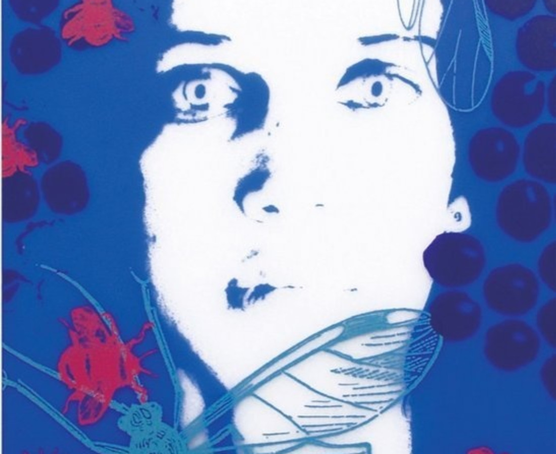 Yanna Soares, Blue Woman, 2004