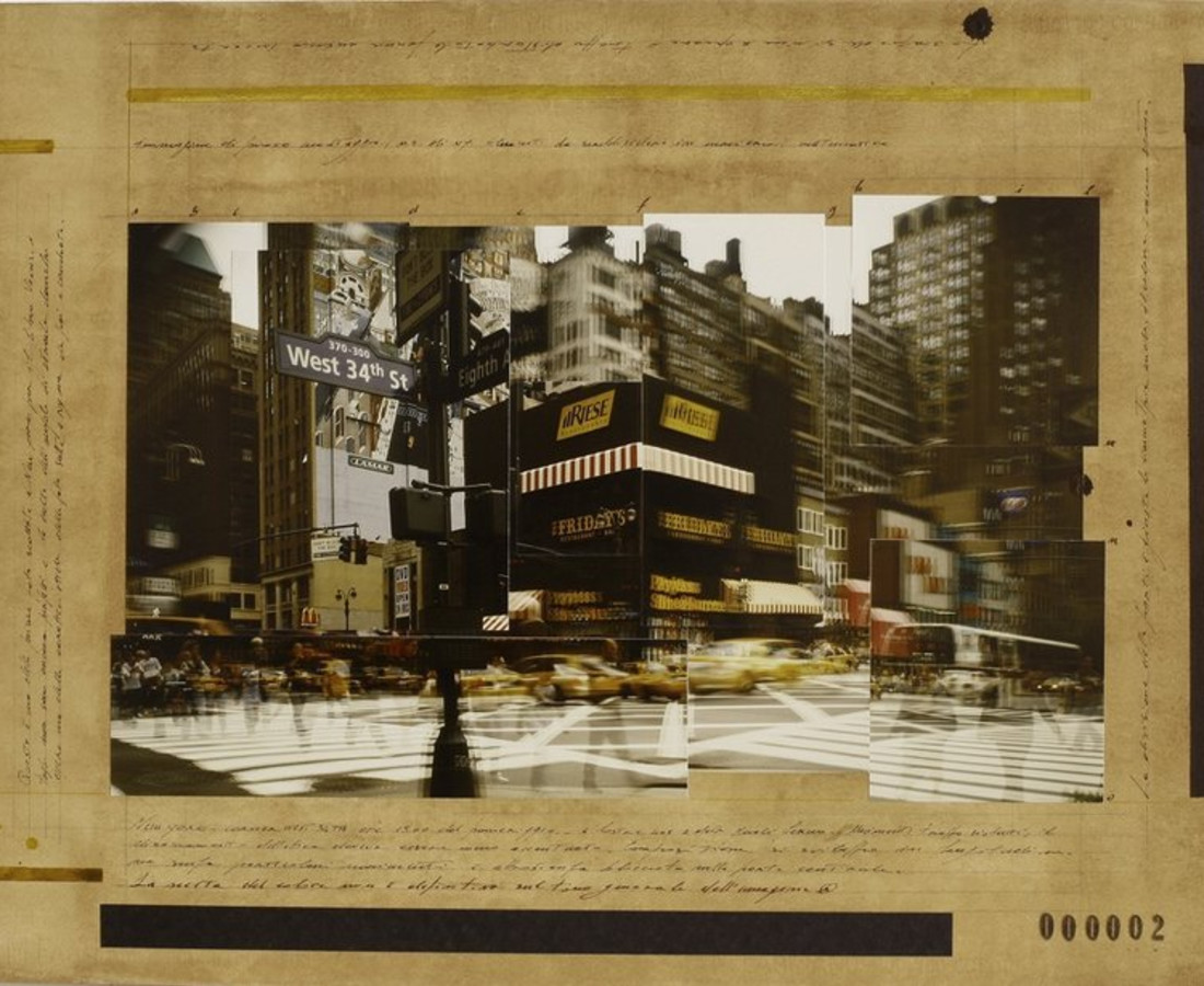 Andrea Garuti, New York 8, 2006