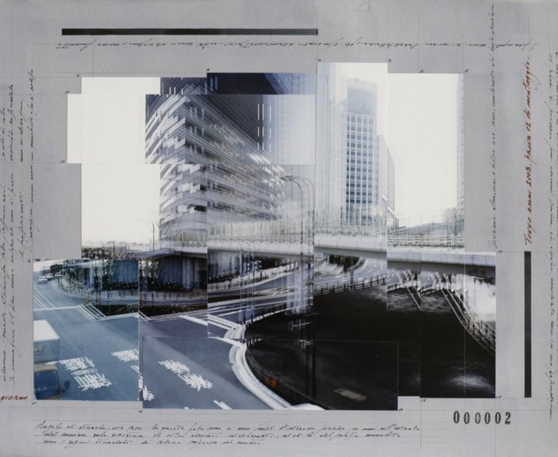 Andrea Garuti, Tokyo 21, 2004