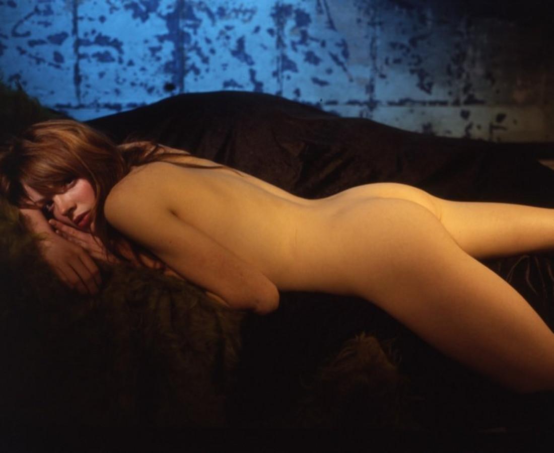 Robert Dimin, Blue Nude, 2003