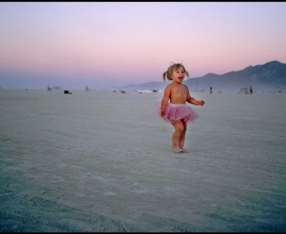 Ohad Maiman, Childhood (Black Rock, Nevada), 2006